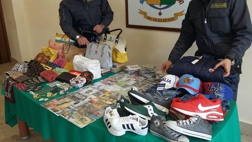 Catania sequestrati 6mila prodotti contraffatti