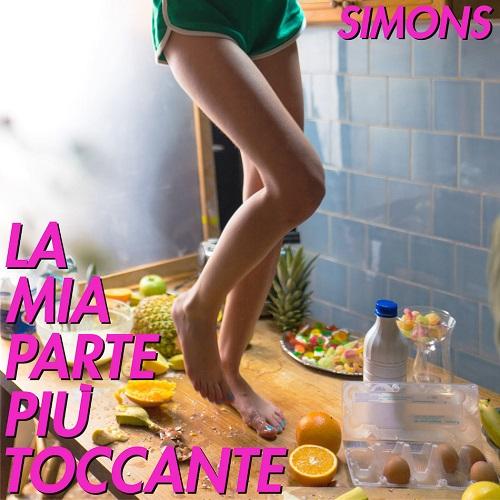 Cover_LaMiaParte più toccante