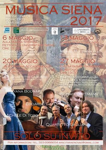MusicaSiena - La Primavera Senese