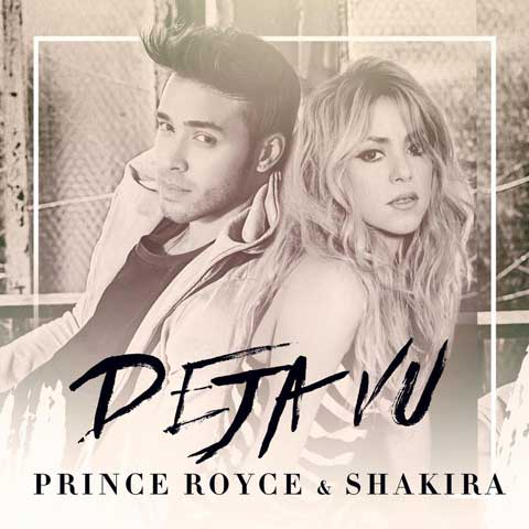 Prince Royce feature Shakira - Deja vu