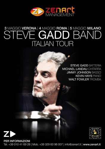Steve Gadd_locandina_b