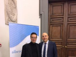Alberoandronico ha festeggiato a Roma il decennale del Premio