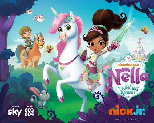 'Nella, la Principessa Coraggiosa' da giugno su NickJr