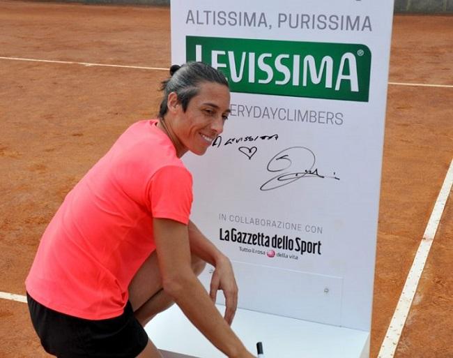 Strike Tennis con Francesca Schiavone