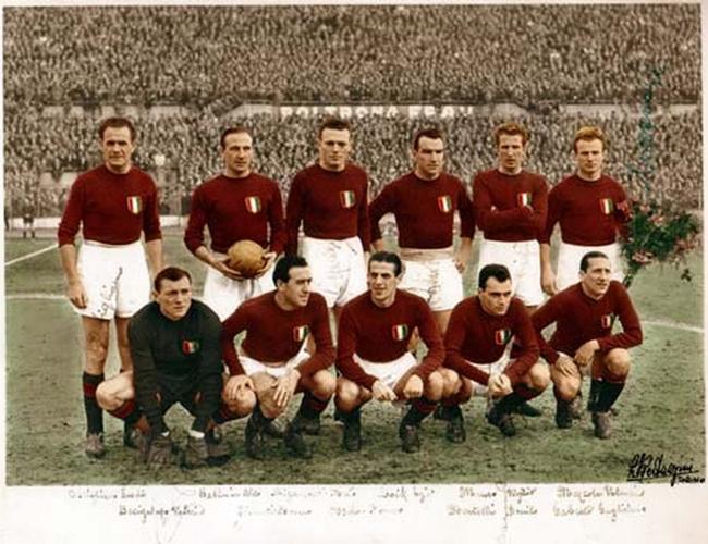 4 maggio 1949: 68 anni fa il viaggio di non ritorno per il Grande Torino