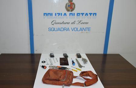 Lecce, banda di georgiani dediti ai furti in appartamento individuata dalla polizia: tre arresti