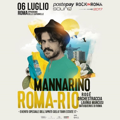 Mannarino_Postepay Sound Rock in Roma