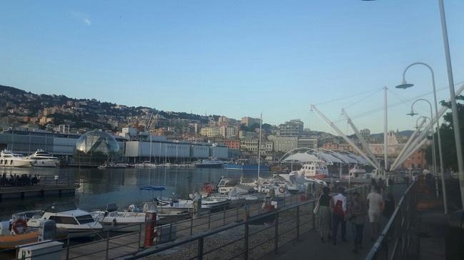 Genova viale