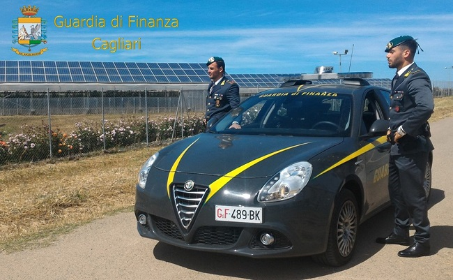 operazione Helios a Cagliari