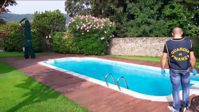 piscina sequestrata