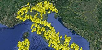 Censimento piante endemiche italiane