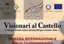 Ester Campese-mostra Visionari al Castello