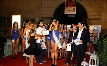 Miss Velletri in Moda 2017
