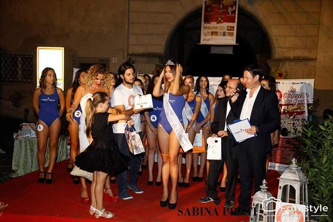 Miss Velletri in Moda 2017