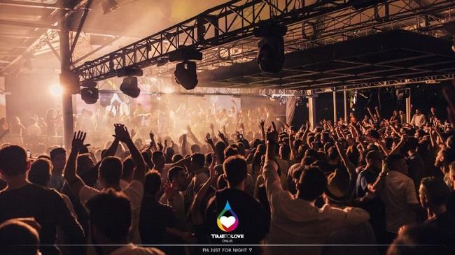 TimeToLove Official Party il 7 settembre al Molotre di Brescia
