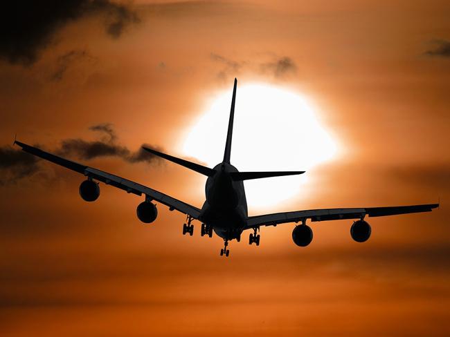 vacanza aereo