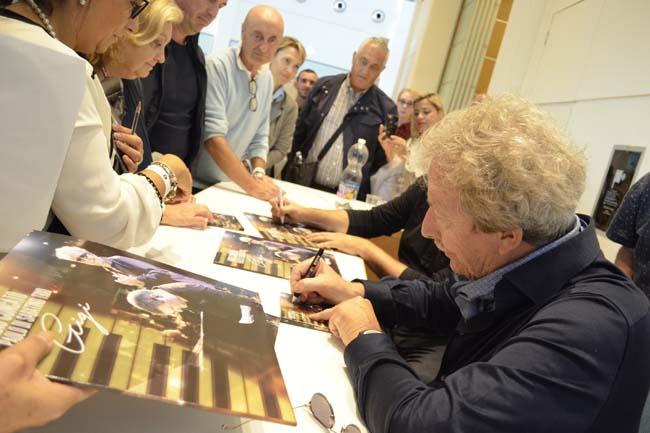 Concato firma autografi
