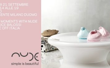 Sweet Moments with Nude Glass