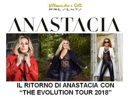 Anastacia Tour 2018