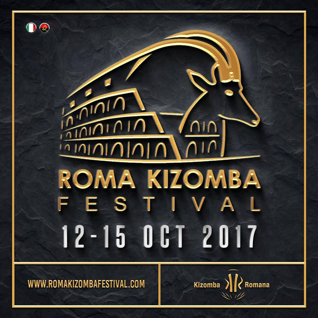 Roma Kizomba Festival – Festa do Semba 2017