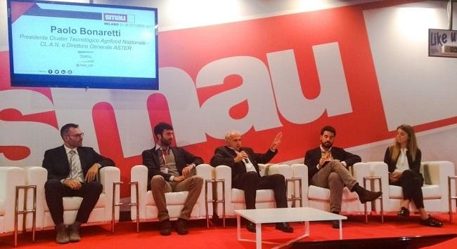 SMAU: Maiorano al convegno sull'innovazione nel settore agrifood