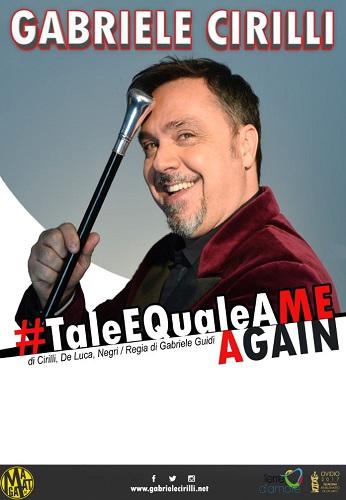 #TaleEQualeAME...Again