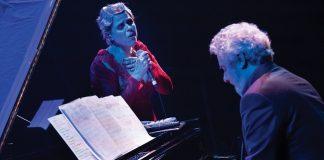 Tosca e Nicola Piovani