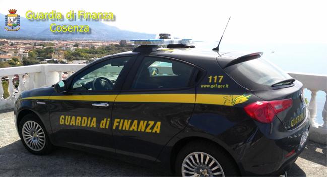 Cosenza, truffa allo Stato: sequestrati oltre 33 milioni di euro