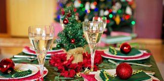tavolata natalizia