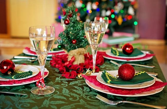 Festività serene e in salute: alcuni consigli alimentari