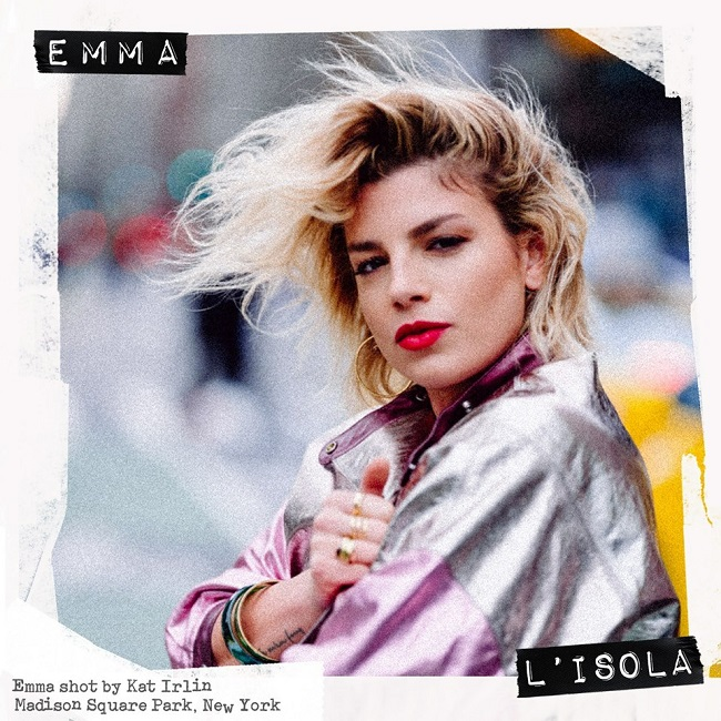 "Emma ""L'isola"": video del nuovo singolo girato a New York"