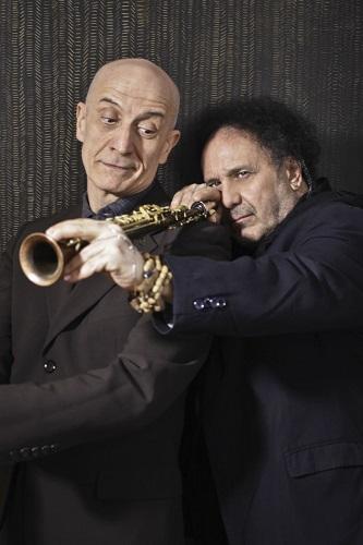 Enzo Avitabile e Peppe Servillo in gara al 68° Festival di Sanremo