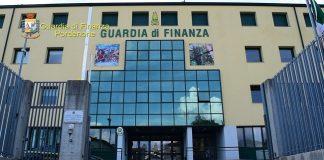 Gsdf caserma Pordenone