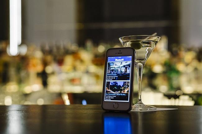 """Arriva l'App """"BlueBlazer"""" guida ai migliori Cocktail Bar d'Italia"""