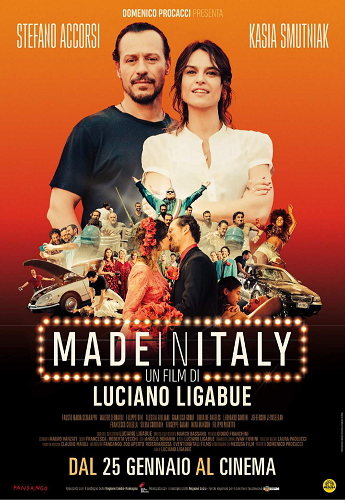 "Luciano Ligabue presenta ""Made in Italy: trailer del film"