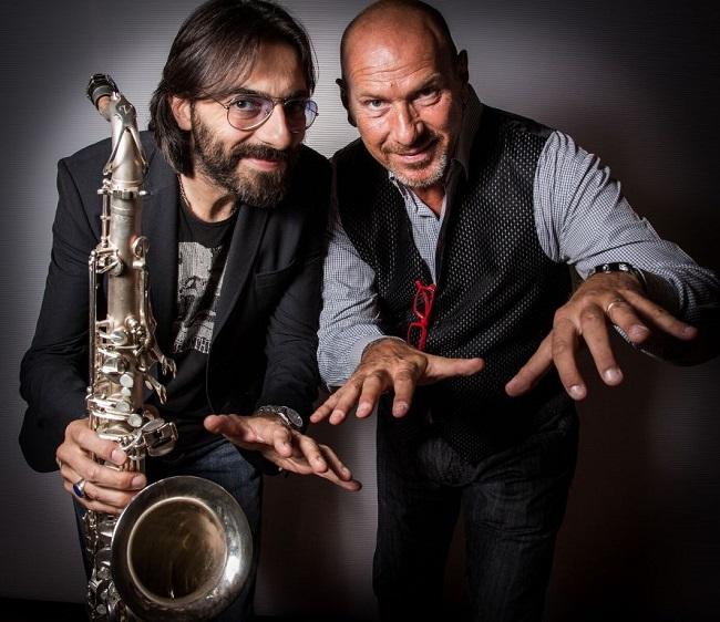 Dado Moroni e Max Ionata all'Elegance Cafè Jazz Club di Roma