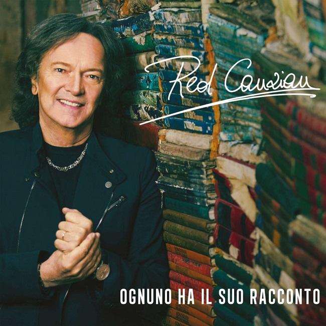 """Red Canzian: dal 16 febbraio il nuovo album """"Testimone del tempo"""""""