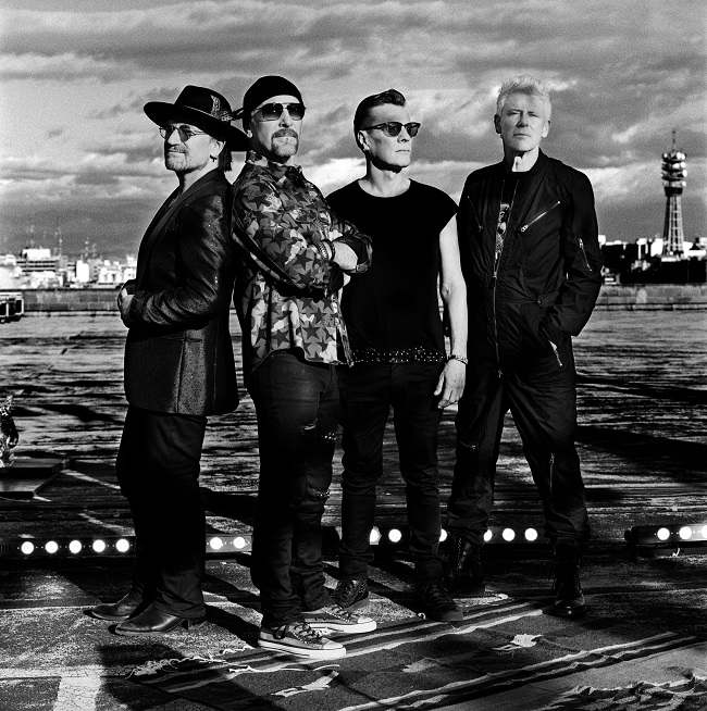 U2_Mexico City2017_Credit ANTON CORBIJN2