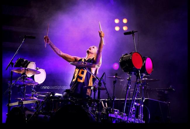 """Will Hunt degli Evanescence in Italia con """"Invasion Tour 2018"""""""