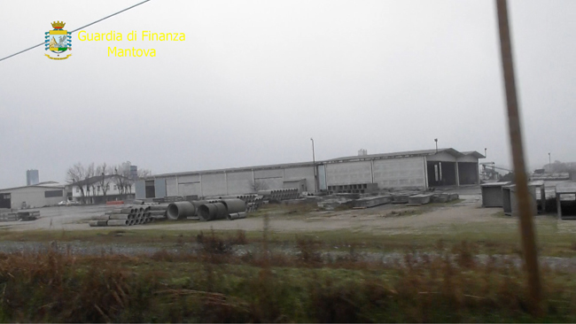 Mantova, reati ambientali: sequestrati beni per oltre 4 milioni di euro