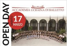 Accademia Ucraina di Balletto-OpenDay