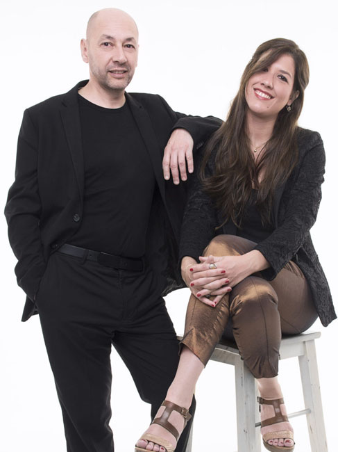 Mariel Martinez & Fabian Carbone Ensemble ospiti al Vo'on the Folks 2018