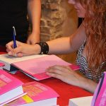 Giacobelli firma copie