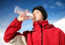 Idratazione e sport invernali