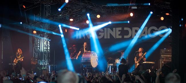Imagine Dragons al Milano Rocks il 6 settembre 2018