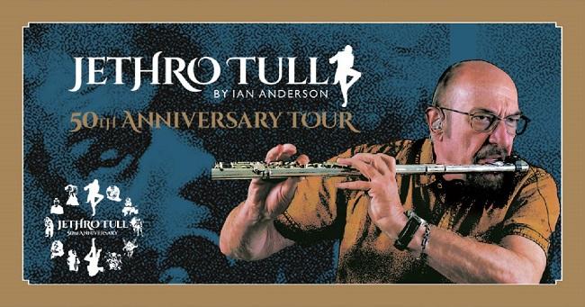 Jethro Tull 50th Anniversary Tour: 5 date Live a luglio in Italia