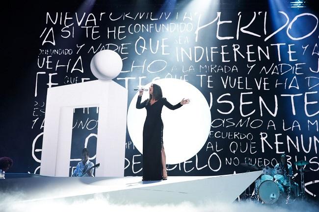 Laura Pausini conduttrice e protagonista al Premio Lo Nuestro