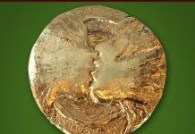 Medaglia Premio Apollo dionisiaco 2018