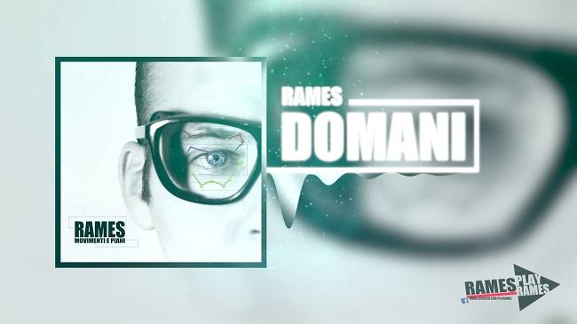 """Rames: """"Domani"""" è il nuovo singolo del rapper piemontese"""