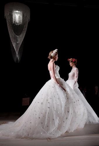 Sì SposaItalia Collezioni: Marras e Bellantuono per il white carpet